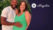 Ashley Graham is pregnant