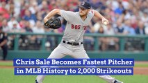 Chris Sale Is An Unstoppable Pitcher