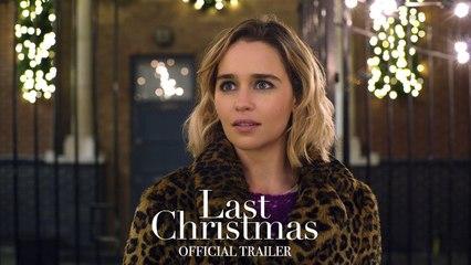 Last Christmas Trailer 11/08/2019