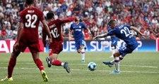 Vodafone Park'taki Süper Kupa Liverpool'un!