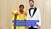 Serena Williams' Husband Wants to End Paternity Leave Stigma