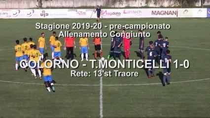 Colorno - T. Monticelli 1-0, gli highlights