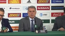 Mexico coach Gerardo 'Tata' Martino considers Argentina friendly in Texas