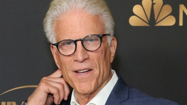 Ted Danson Says Goodbye to 'The Good Place'