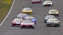 Ferrari Challenge Europe at Nürburgring - Copa Shell Race 2