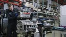 Mercedes-Benz V8 engine production