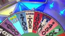 Wheel of Fortune 2019 WOF The Palazzo Las Vegas Todd, Akia, Betsy