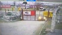 Cet homme se fait voler sa voiture sous son nez