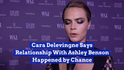 The Info On Cara Delevingne's Relationship