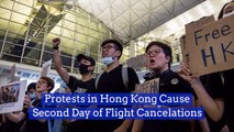 Hong Kong Protestors Rage In The Streets