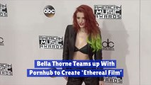 Bella Thorne Does Work For Pornhub Now