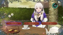 Fire Emblem Three Houses - Chapter 15: Host Nice Tea Time With Lysithea Switch Gameplay Sequence (2019)