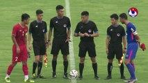 Highlights | U22 Việt Nam 2-0 Kitchee | Sự hài lòng của thầy Park | VFF Channel