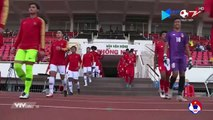 Highlights   U18 Myanmar - U18 Indonesia   Dắt tay nhau vào bán kết   VFF Channel