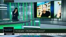 Critical Moves: Persian Gulf