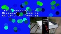 Full version  Inside Microsoft Dynamics AX 2012 R3  Review