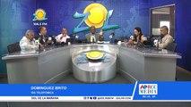Francisco Dominguez Brito comenta temas que deben ser debatidos entre los aspirantes del PLD
