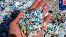 Carbon nanotubes may be used to remove microplastics from ocean
