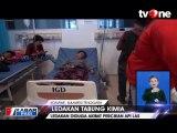 Ledakan Tabung Kimia, 19 Karyawan Dilarikan ke Rumah Sakit
