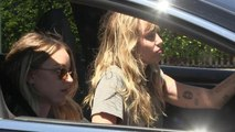 Miley Cyrus & Kaitlynn Carter Spotted in LA Since PDA-Filled Vacation in Italy -- See the Pics!