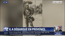 """""""On a participé à cette libération et c'est une fierté."""", raconte Pierre Velsh, qui a participé au débarquement de Provence"""