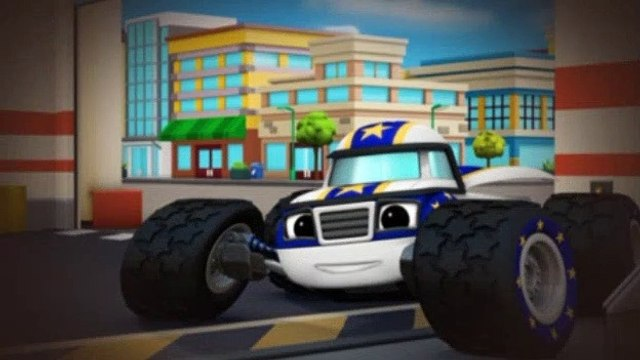 Blaze and the Monster Machines S01E04