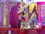 Human Mobile Stage 131F, 100th Anniversary Death of Master Chau Lung, 周龙宗师逝世壹佰周年, Lion Dance Kung Fu