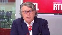 """Macron-Sarkozy : """"On se demande s'il n'y a pas entente sous roche"""", dit Collard sur RTL"""