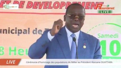 """Le curieux conseil d'Ahoussou à Ouattara : """"Endettez la Côte d'Ivoire ! """""""