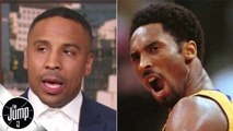 Kobe Bryant 'got snuck' when Chris Childs punched him in 2000 - Andre Ward _ The Jump
