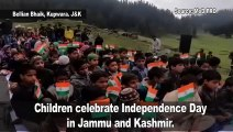 Independence Day celebrations in J&K