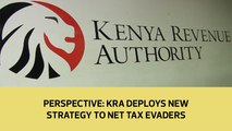Perspective: KRA deploys new strategy to net tax evaders