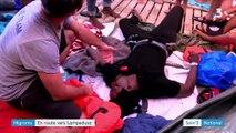 Italie : la justice autorise les migrants à accoster sur l'île de Lampedusa