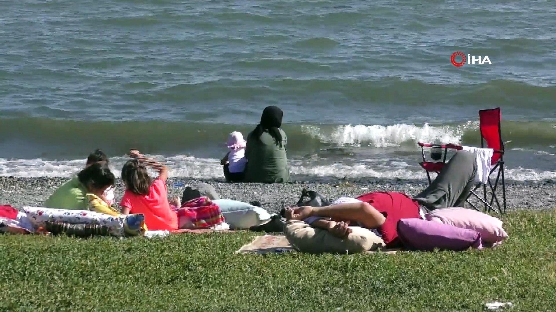 Çıldır Gölü, Ege ve Akdeniz sahillerini aratmıyor - Dailymotion Video
