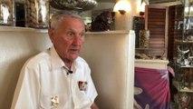 """""""On a participé à cette libération, c'est une fierté."""" raconte ce vétéran à propos du débarquement de Provence le 15 août 1944"""