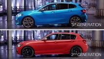 BMW vs BMW. The BMW 1 Series. 2nd vs 3rd generation.