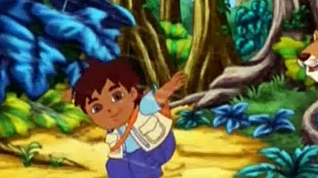 Go Diego Go S01E05 Journey to Jaguar Mountain