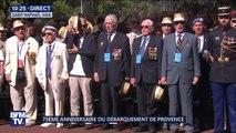 75 ans du débarquement de Provence: le Chant des Africains entonné par les militaires