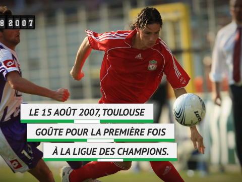 Il y a 12 ans - Le rêve brisé de Toulouse face à Liverpool !