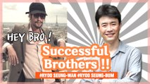 [Showbiz Korea] Ryoo Seung-wan(류승완) & Ryoo Seung-bum(류승범)! Successful Brothers in the Entertainment