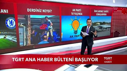 Mehmet Aydın ile TGRT Ana Haber - 14 Ağustos 2019