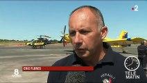 Incendies : l'avion Air Tractor, nouvelle arme des pompiers dans la lutte contre le feu