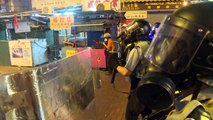 Truppenaufzug: Sorge vor Eskalation in Hongkong