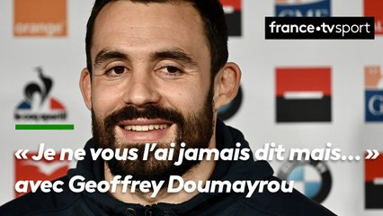 """""""Je ne vous l'ai jamais dit mais..."""" avec Geoffrey Doumayrou"""