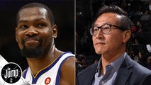 The Nets have a new owner -- and the team's price tag is the biggest in NBA history _ The Jump
