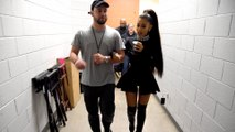 Ariana Grande 'living in the studio' as she works on new music