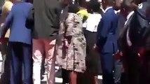 Uhuru's Security Slaps Senator Kihika in Public