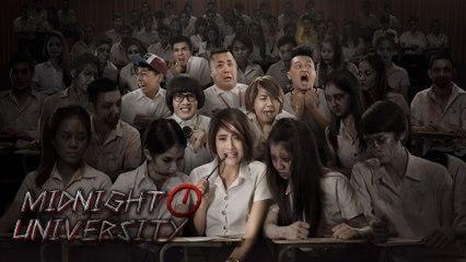 Trailer 'Midnight University'   Film Horor Thailand   Starring Margie Rasri, Tae Darvid
