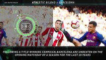 Big Match Focus - Athletic Bilbao v Barcelona