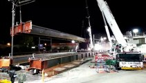 Chambéry Nord : Le futur échangeur autoroutier prend forme